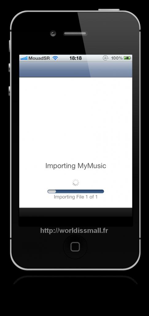 14 485x1024 - PwnTunes : Ajouter des musiques sans iTunes pour iPhone, iPad, iPod Touch