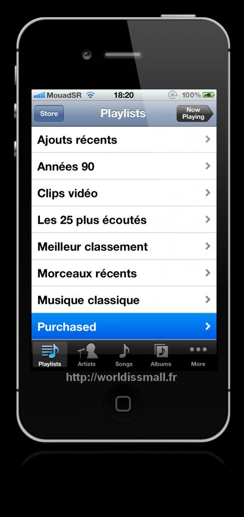 15 485x1024 - PwnTunes : Ajouter des musiques sans iTunes pour iPhone, iPad, iPod Touch