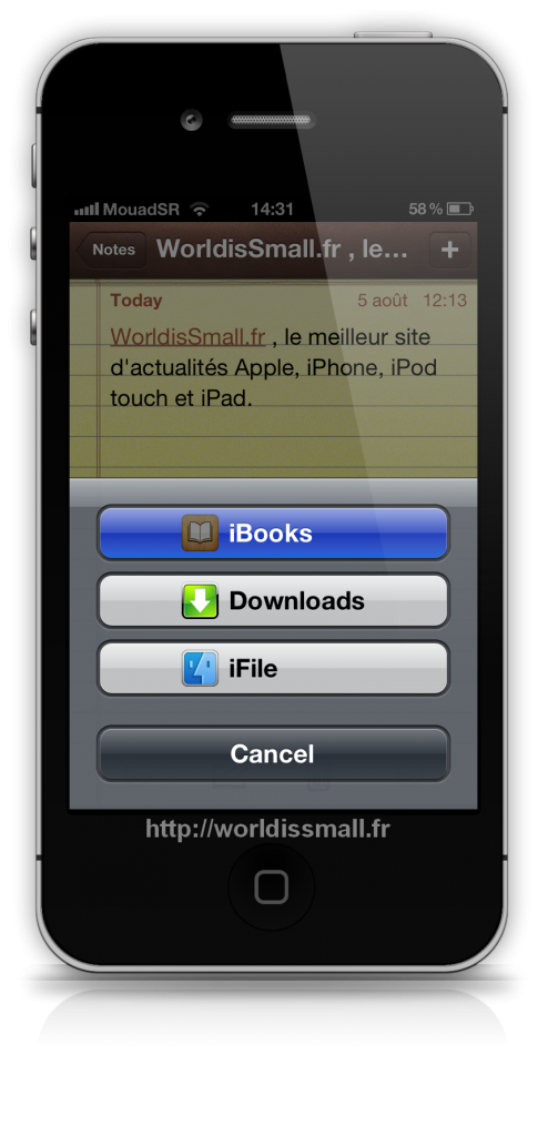 42 485x1024 - [TWEAK] ExPDF: Convertir vos notes en fichiers PDF