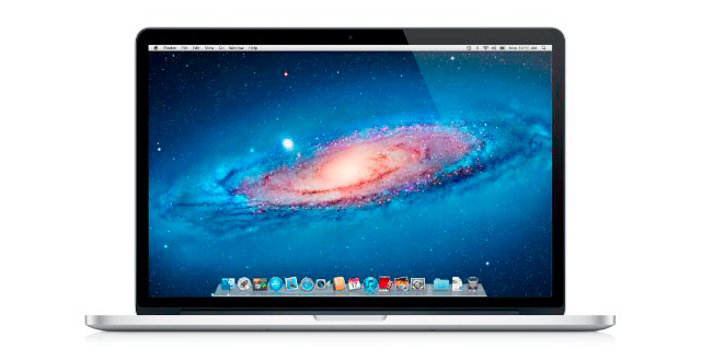 MacBook Pro 13″ Retina : il arrive