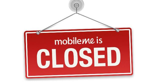 Apple : MobileMe.com & iWork.com fermés !