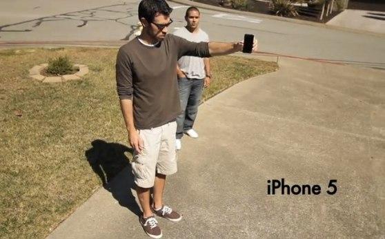 L'iPhone 5 plus résistant que son prédécesseur ?