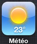 meteo 126x150 - [Tests] Les meilleures applications météo iPhone