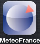 meteofrance 137x150 - [Tests] Les meilleures applications météo iPhone