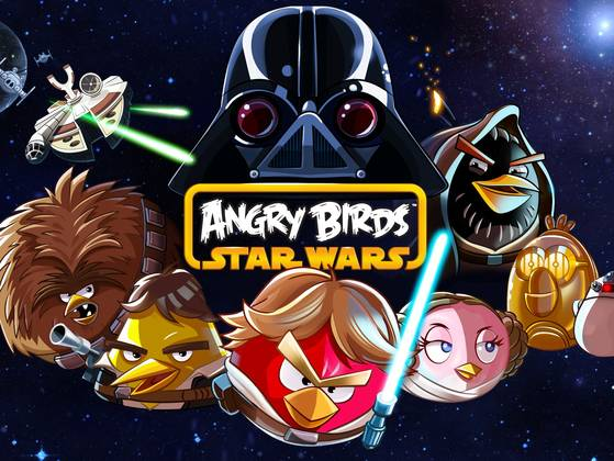 App Store : Angry Birds Star Wars gratuit temporairement