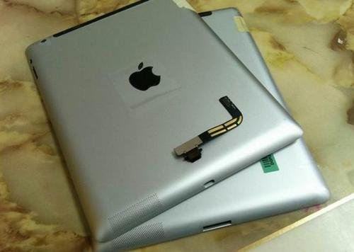 iPad  3 : nouvelle version avec connecteur lightning ?