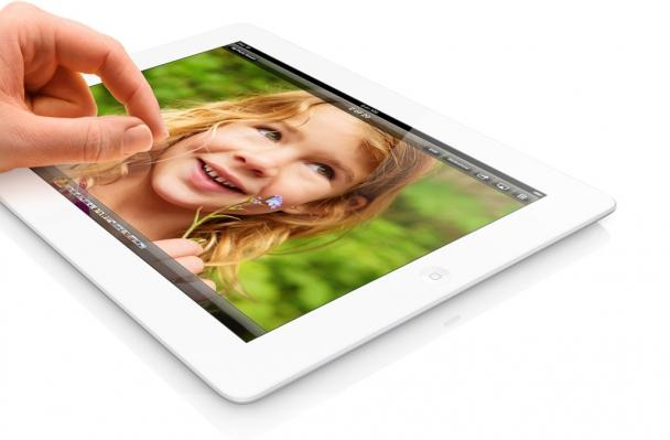 iPad 4 version 128 Go : disponible sur l'Apple Store