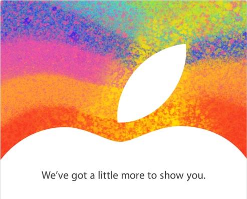 ipad mini sortie - iPad mini : présentation le 23 octobre