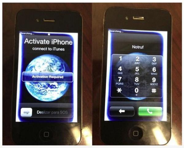 Insolite : Un iPhone 4 fonctionnel après 6 mois dans un lac !