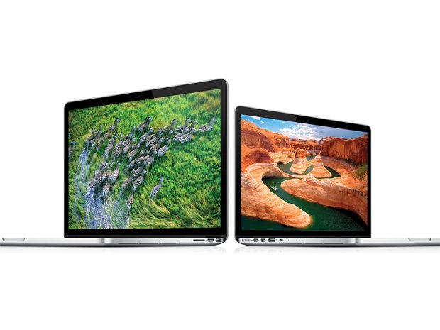 MacBook Pro Retina : baisses de prix et processeurs améliorés