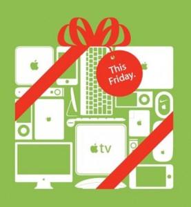 black friday apple 277x300 - Le vendredi 23 novembre, Apple fait son Black Friday !