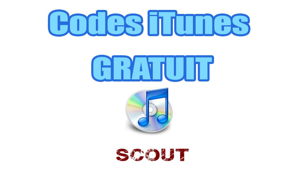 Obtenir des codes iTunes gratuitement sans jailbreak