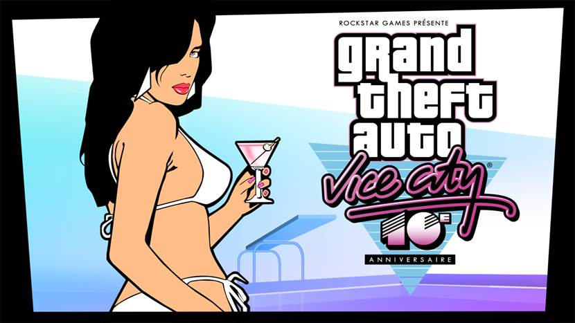 gta vice city 10 ans - GTA Vice City iPhone : Trailer du 10ème anniversaire