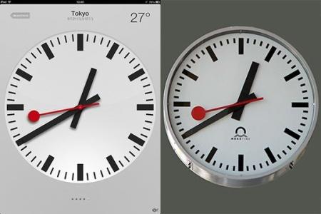 horloge-ipad