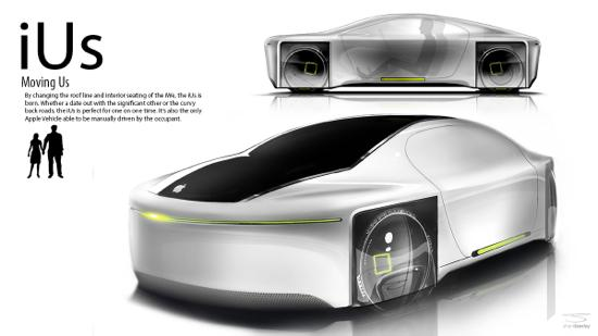 iGo iUs - iGo : les concept cars Apple