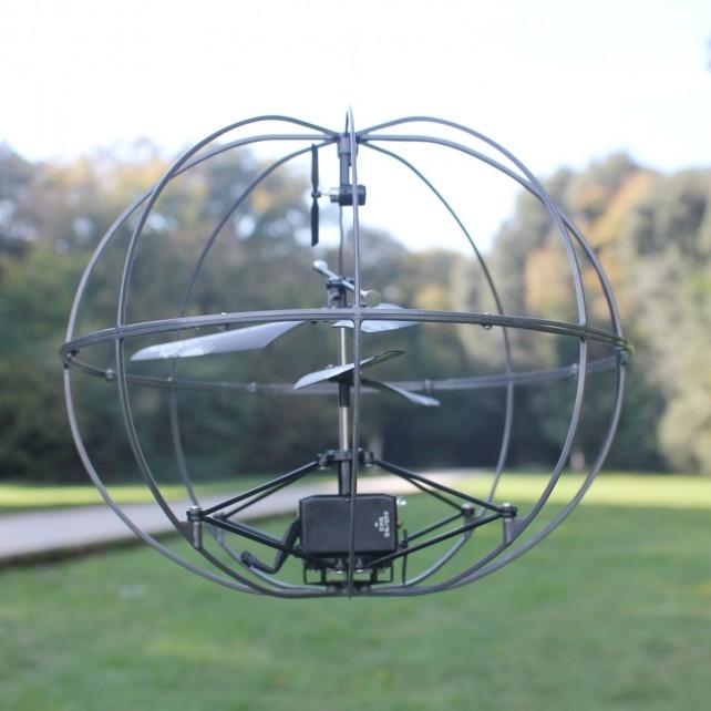 iUFO : Piloter un OVNI depuis son iPhone