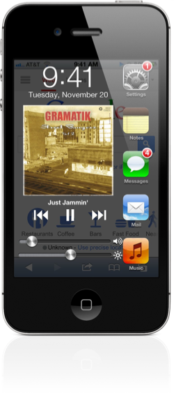 jlauncher - jLauncher : ajouter des fonctionnalités au multitâche iPhone
