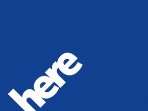 nokia here 300x225 - HERE Maps iPhone, iPad et iPod Touch disponible sur l'App Store