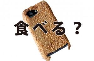 survival senbei 300x196 - Survival Senbei : la coque iPhone 5 mangeable
