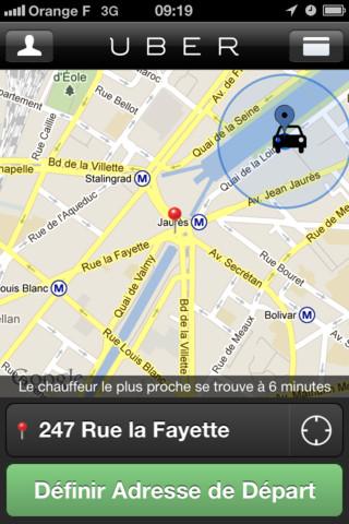 uber iphone 1