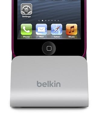 Belkin : les premiers docks et chargeurs voiture lightning