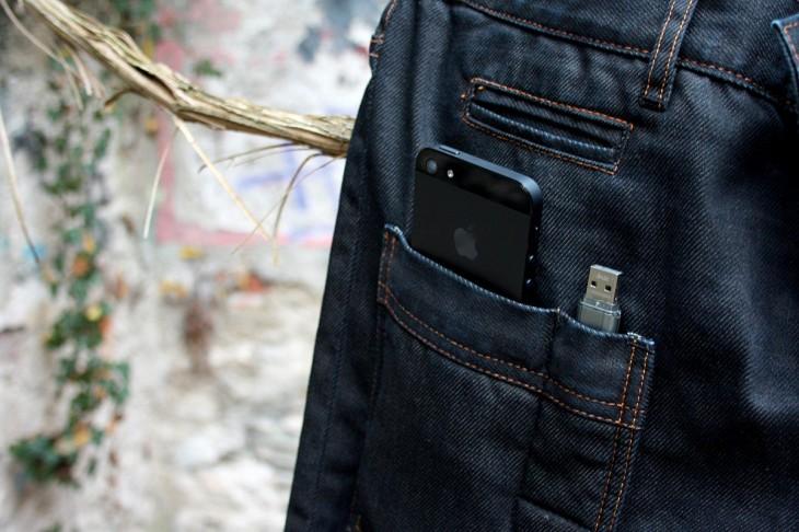 WTFjeans : le jean spécial iPhone 5