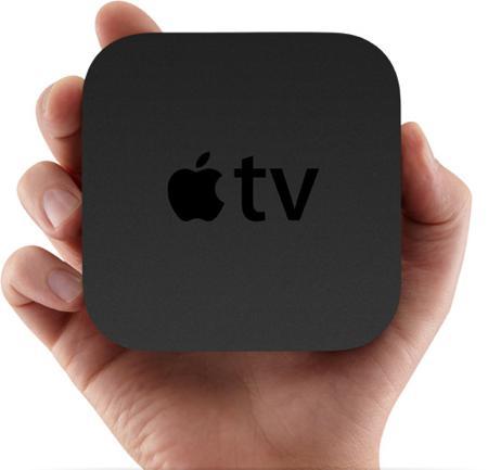 Apple TV 4 : puce A8, télécommande noire & 8/16 Go de stockage