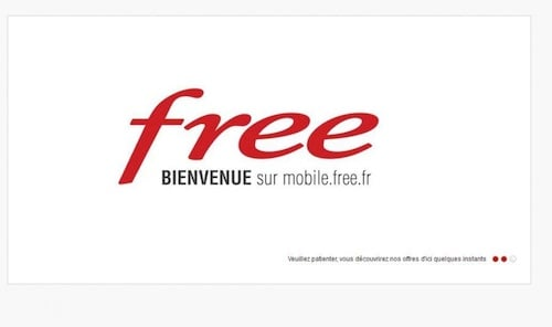 Free Mobile : le site enfin adapté à l'iPhone