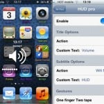 HUD Pro : Customiser le pop-up du volume iPhone