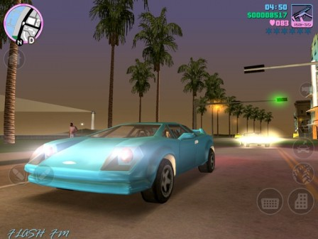 gta vice city iphone 3 - GTA Vice City iPhone : premières images