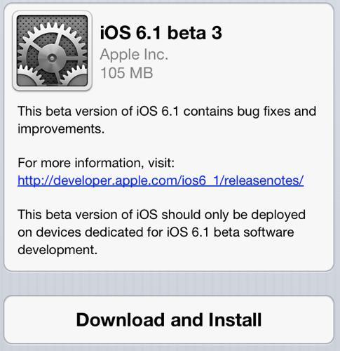 iOS-6.1-beta-3