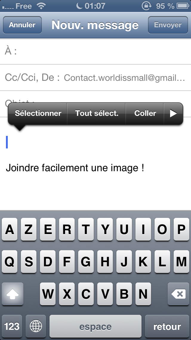 joindre une photo  u00e0 un mail iphone  ipad  ipod touch