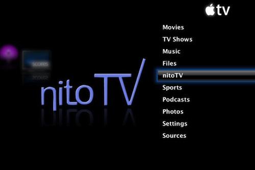 Jailbreak Apple TV 2 : Nito Installer disponible sur Windows