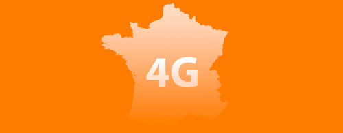 Orange : tests de 4G LTE Advanced (300 Mb/s) à Bordeaux