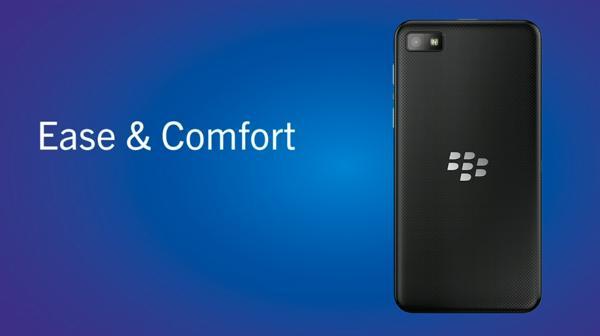 BlackBerry Z10 2 - BlackBerry Z10 : le nouveau smartphone sous Blackberry 10 dévoilé