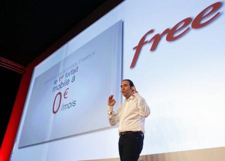 Free Mobile : 5 millions d'abonnés en 1 an