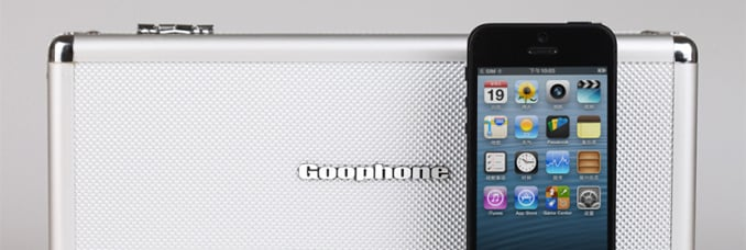 Goophone - Goophone i5 : le meilleur clone iPhone 5 disponible
