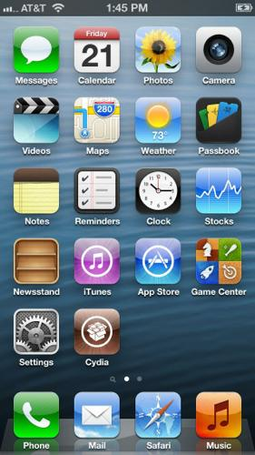 Jailbreak Untethered iPhone 5 iOS 6.0.2 : réussi par Planetbeing