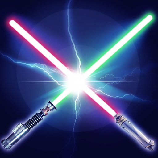Lightsaber-iphone