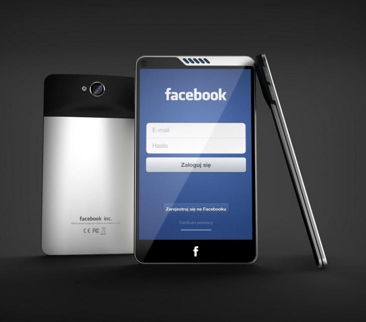 Un Facebook Phone dévoilé le 15 janvier ?