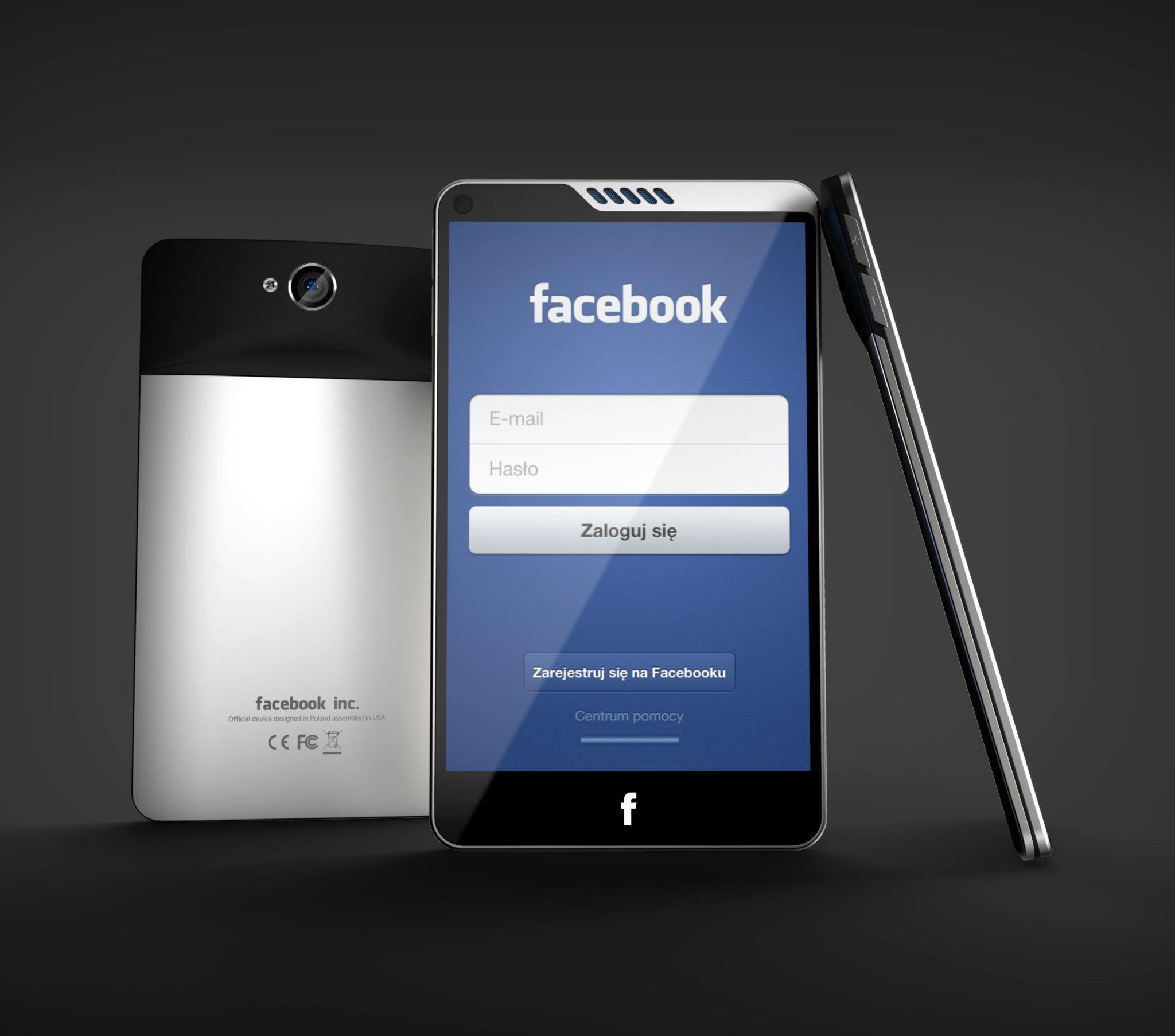 facebook phone - Un Facebook Phone dévoilé le 15 janvier ?