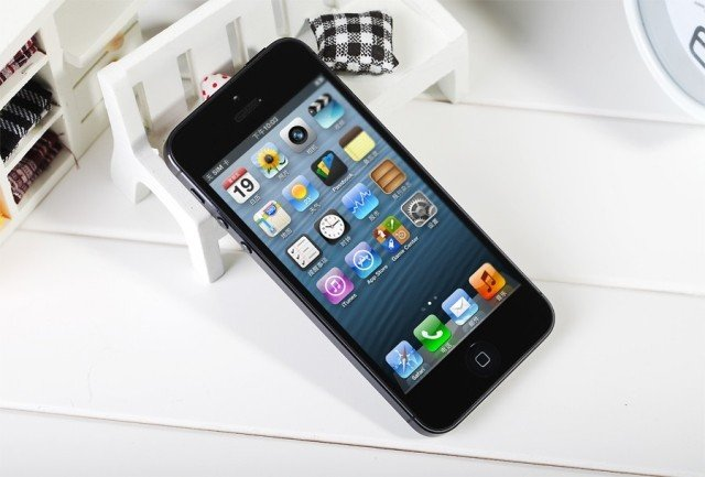 goophone i5 - Goophone i5 : le meilleur clone iPhone 5 disponible
