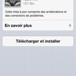 iOS 6.1 mise a jour 150x150