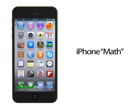iphone-math