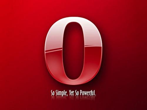 opera ice - Opera Ice : sortie du navigateur iOS en février