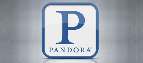 Pandora en 2012 : 13 milliards d'heures d'écoute