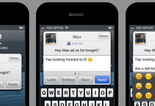 QR4Viber : les réponses rapides pour Viber