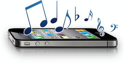 sonnerie iphone - Créer des sonneries personnalisées iPhone, iPad, iPod Touch sans Jailbreak