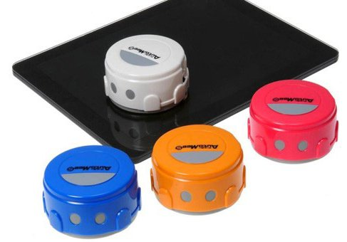AutoMee S - AutoMee S : un mini robot pour nettoyer iPhone, iPad et iPod Touch