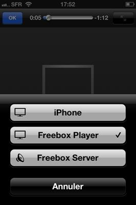 airplay-freebox
